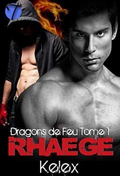 Livres Couvertures de Rhaege: Dragons de Feu (Fire Dragons t. 1)