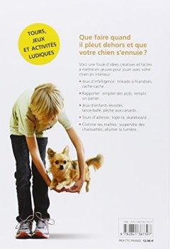Livres Couvertures de Jouer avec son chien dans la maison