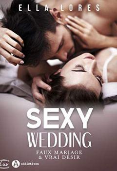 Livres Couvertures de Sexy Wedding: Faux mariage & vrai désir