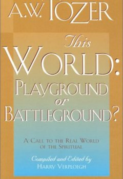 Buchdeckel von This World, Playground or Battleground?