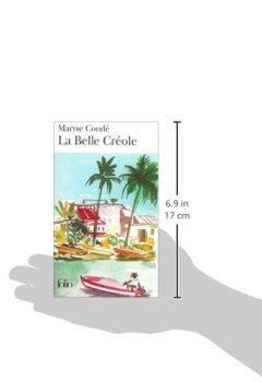 Livres Couvertures de La belle créole