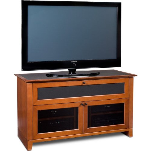 Image of BDI Novia 8428 Highboy TV Stand Home Theater Cabinet 52