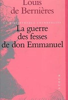 Livres Couvertures de La Guerre des fesses de don Emmanuel