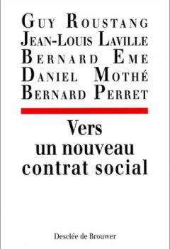 Livres Couvertures de Vers un nouveau contrat social