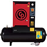 Chicago Pneumatic Quiet Rotary Screw Air Compressor   5 HP, 230 Volts, 3 Phase, Model# QRS5 HP 208/230/460V/3
