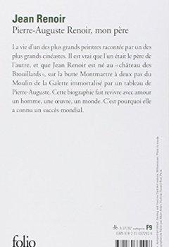 Livres Couvertures de Pierre-Auguste Renoir, mon père
