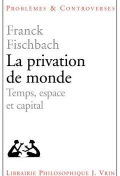 Livres Couvertures de La privation de monde