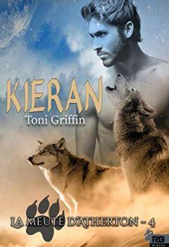 Livres Couvertures de Kieran: La meute d'Atherton, T4
