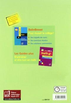 Livres Couvertures de Math 6e : Cahier d'exercices