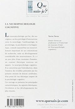 Livres Couvertures de La Neuropsychologie cognitive