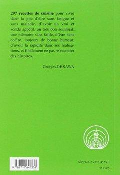 Livres Couvertures de Le zen macrobiotique, ou L'art du rajeunissement et de la longévité
