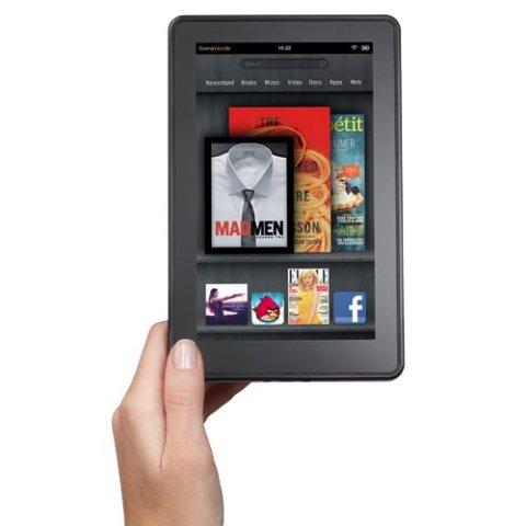 Kindle Fire HD Amazon, Spesifikasi & Harga