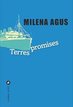 Livres Couvertures de TERRES PROMISES