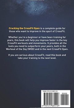Livres Couvertures de Cracking the CrossFit Open: How to Outperform Your Peers in Every Workout