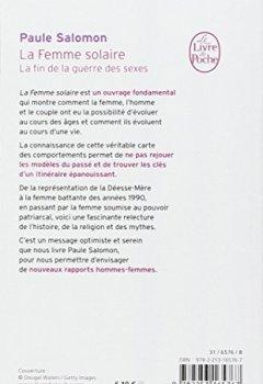Livres Couvertures de La Femme solaire