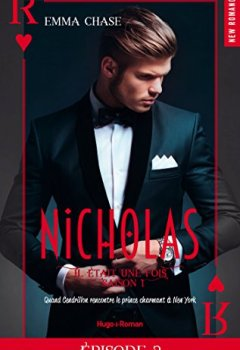 Livres Couvertures de Il était une fois Saison 1 Episode 2 Nicholas