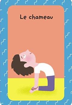 Livres Couvertures de 52 postures de yoga pour les enfants