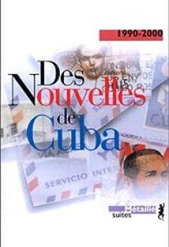 Livres Couvertures de Des Nouvelles de Cuba