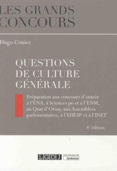 Livres Couvertures de Questions de culture générale