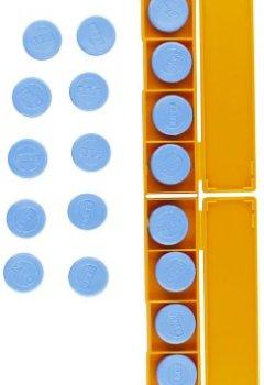 Livres Couvertures de Picbille - Boîte à l'unité (10 jetons + 10 jetons supplémentaires)