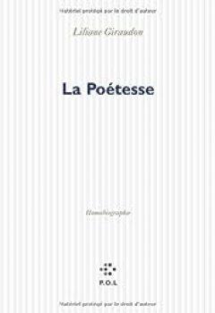 Livres Couvertures de La poétesse : Homobiographie