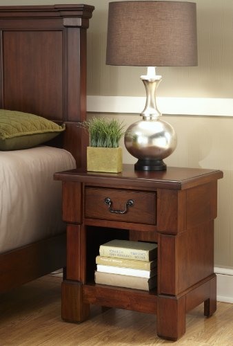 Home Styles The Aspen Collection Night Stand | rustic-touch | rustic decor and furniture