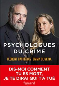 Livres Couvertures de Psychologues du crime
