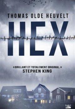 Livres Couvertures de Hex