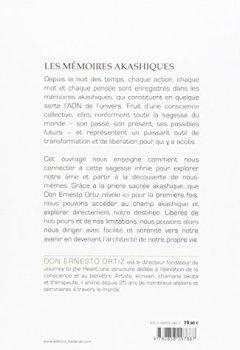 Livres Couvertures de Les mémoires akashiques : Accéder à la sagesse sacrée de la mémoire du monde pour se libérer et se transformer