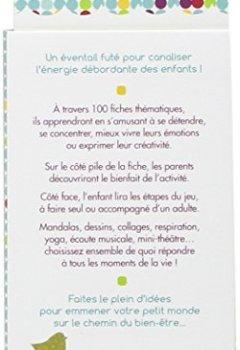 Livres Couvertures de 100 activités apaisantes pour les enfants de 3 à 10 ans