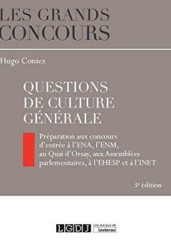Livres Couvertures de Questions Culture générale