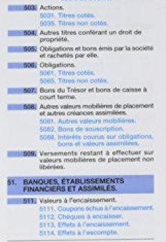 Livres Couvertures de Plan comptable général 2018-2019