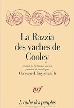 Livres Couvertures de La Razzia des vaches de Cooley