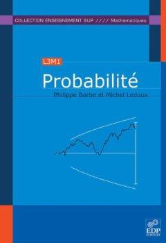 Livres Couvertures de Probabilité (L3M1)