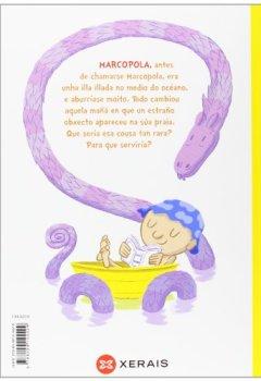 Portada del libro deMarcopola 1. As orixes de Marcopola (Infantil E Xuvenil - Merlín - Cómics)