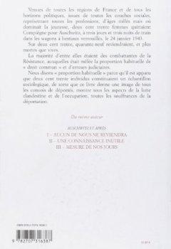 Livres Couvertures de Le convoi du 24 janvier