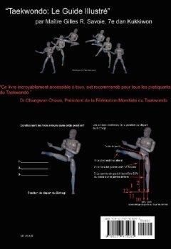 Livres Couvertures de Taekwondo: Le Guide Illustré