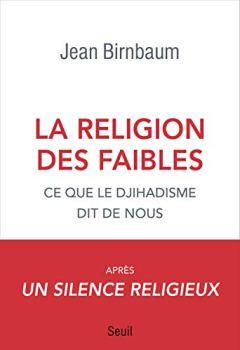 Livres Couvertures de La religion des faibles