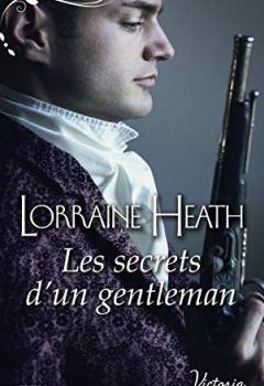 Livres Couvertures de Les secrets d'un gentleman (Scandaleux gentlemen t. 4)