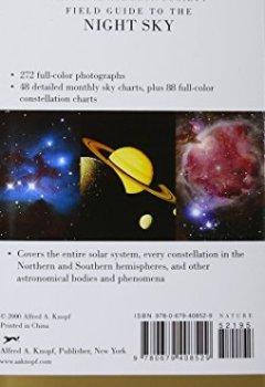 Abdeckungen National Audubon Society Field Guide to the Night Sky (Audubon Society Field Guide Series)