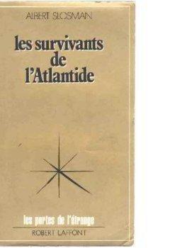 Livres Couvertures de SURVIVANTS DE L ATLANTIDE