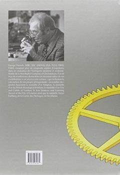 Livres Couvertures de La montre : Principes et méthodes de fabrication
