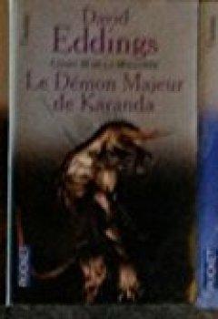 Livres Couvertures de Chant de la Mallorée en 5 volumes (les gardiens du PONANT/ le roi des Murgos/ Le démon majeur de Karanda/ La sorcière de Darshiva/ La sibylle de Kell).