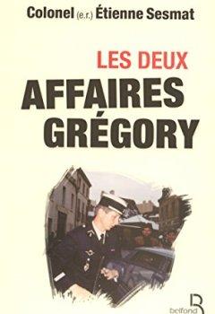 Livres Couvertures de Les Deux Affaires Grégory