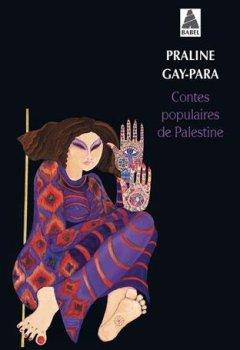 Livres Couvertures de Contes populaires de Palestine