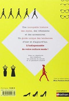 Livres Couvertures de La mode, une histoire de styles