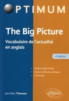 Livres Couvertures de THE BIG PICTURE - 4E ÉDITION