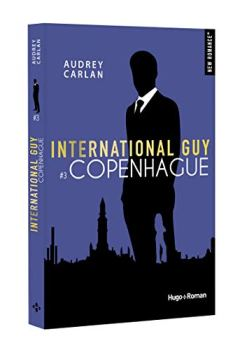 Livres Couvertures de International guy - tome 3 Copenhague (3)