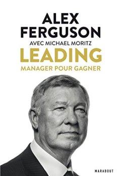 Livres Couvertures de Sir Alex Fergusson - Leading: Manager pour gagner