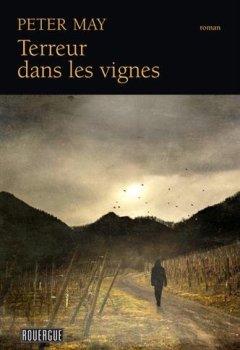 Livres Couvertures de Terreur dans les vignes